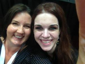 Jessica Sorensen and me