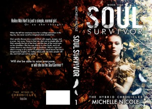 Soul Survivor Full Jacket