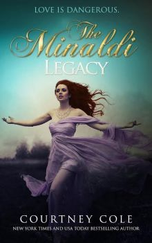 Minaldi Legacy, Front Cover, Revised